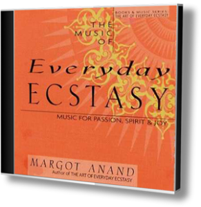 Music of Everyday Ecstasy (CD / MP3) - by Margot Anand
